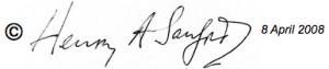 HAS signatre