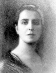 Her Mother. Martha Marie Melanie van der Meersch. b, Liege, 7/8/1894.