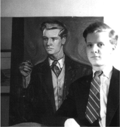 Nigel Broakes. 1955.