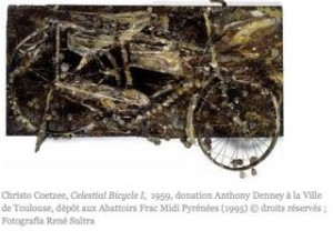 Christo bycycle